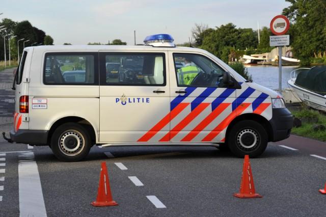 Politie - Roadblock