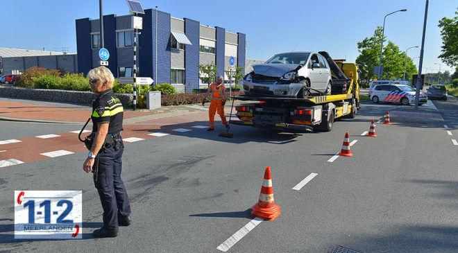 Nieuw-Vennep – Vrouw gewond bij ongeval Westerdreef