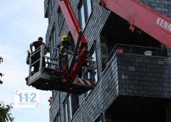 Hoofddorp – Brand op balkon Rottumeroog