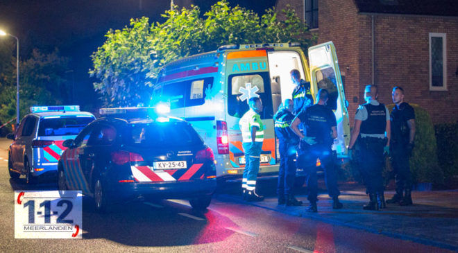 Badhoevedorp – Politie schiet man tweemaal in been (foto update)