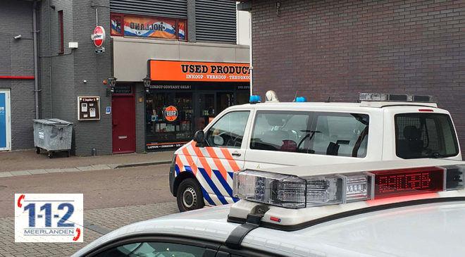 Heemstede/Hoofddorp – Verdachte aangehouden voor  twee overvallen