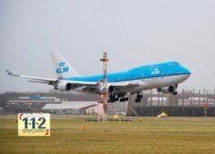 Schiphol – KLM-vlucht keert terug naar Schiphol
