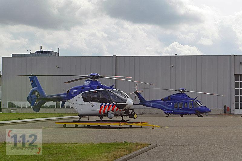 Ik Zie Een Politiehelikopter Vliegen Wat Is Er Aan De Hand