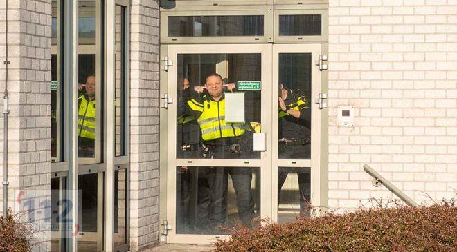 Hoofddorp – Explosieven afgeleverd bij politiebureau