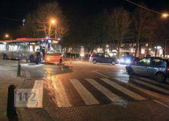Aalsmeer – Aanrijding tussen lijnbus en personenwagen