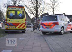 Nieuw-Vennep – Scooterrijder lichtgewond na aanrijding op rotonde Westerdreef