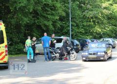 Hoofddorp – Gewonde bij aanrijding op parkeerplaats