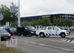 Schiphol – Alleen blikschade bij ongeval op de Handelskade