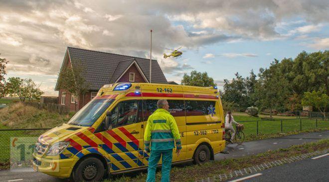 Hoofddorp – Massale inzet hulpdiensten na aantreffen fiets langs Hoofdvaart