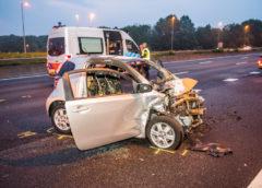 Badhoevedorp – Politie zoekt getuigen verkeersongeval A9
