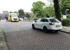 Hoofddorp – Fietser gewond na aanrijding met personenwagen