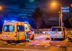 Haarlem – Gewonde bij ongeval op kruising Camera Obscuraweg