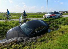 Regio – Achtervolging gestolen auto eindigt met crash
