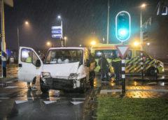 Haarlem – Gewonden door uitwijkmanoeuvre voor kat