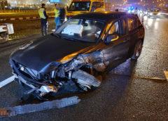 Haarlemmermeer – Veel schade bij ongeval op de A4, bestuurder mee voor ademanalyse
