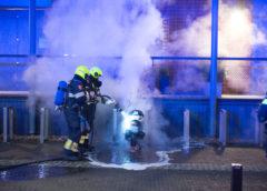 Hoofddorp – Scooter in de brand, vermoedelijk aangestoken