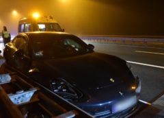 Spaarndam – Bestuurder Porsche mee naar bureau voor ademanalyse