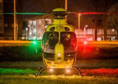 Hoofddorp – Traumahelikopter voor ongeval met scooter