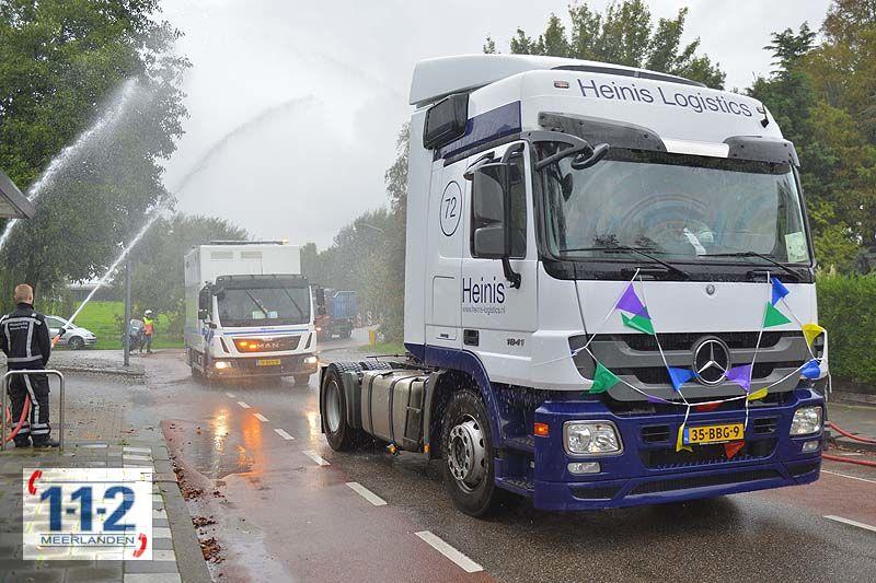 Haarlemmermeer – Jaarlijkse truckrun voor bewoners van de ...